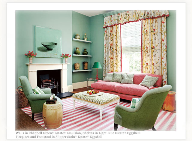 Farrow Ball Colour Schemes Kitchen And Bedroom